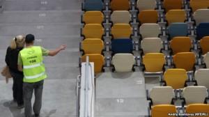 Кто обидел инвалидов на Евро-2012?