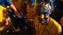 Шведские фанаты рассказали, что им не понравилось в Украине: подробности