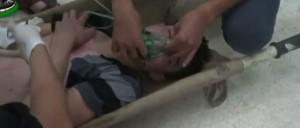 Сирия применила химическое оружие