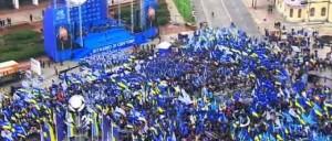 В Киеве провели Всеукраинский мемориальный марш