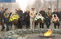 В столице начали отмечать 70-ю годовщину освобождения города от фашистов