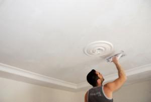 Краску для потолка Bayramix приятно использовать