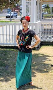 Мода на вышиванки:что одевают в столице?