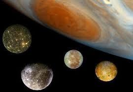 На спутнике Юпитера — Европе — есть жизнь