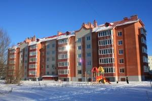 Военнослужащим построят квартиры