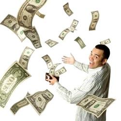 Заем денег помогает в наше время